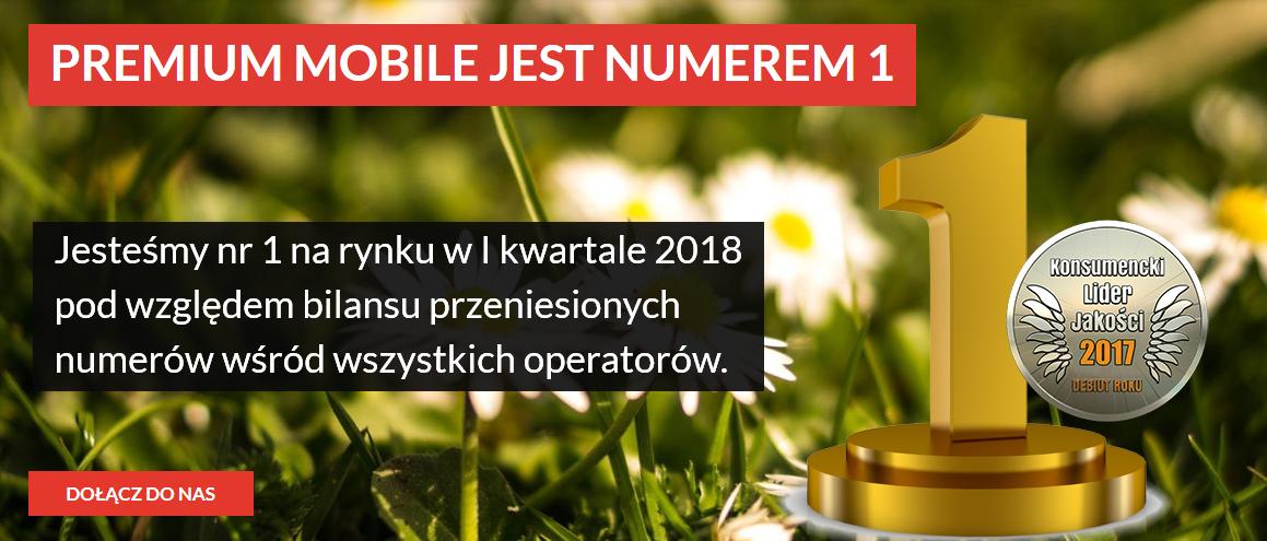 Premium Mobile - Abonament Freedom i zawsze No Limit