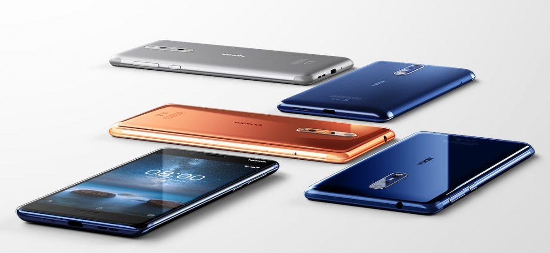 Mniej Selfie, bardziej Bothie - Nokia 8