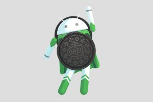 Android Oreo transfer danych