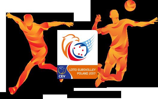 Mistrzostwa Europy w siatkówce - logo