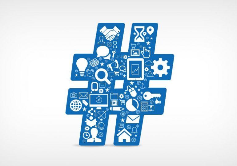 #Hashtag - dziesięć lat krzyżyka na Twitterze