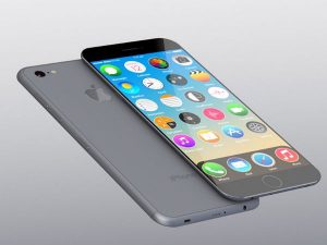 Możliwy wygląd iPhone 8