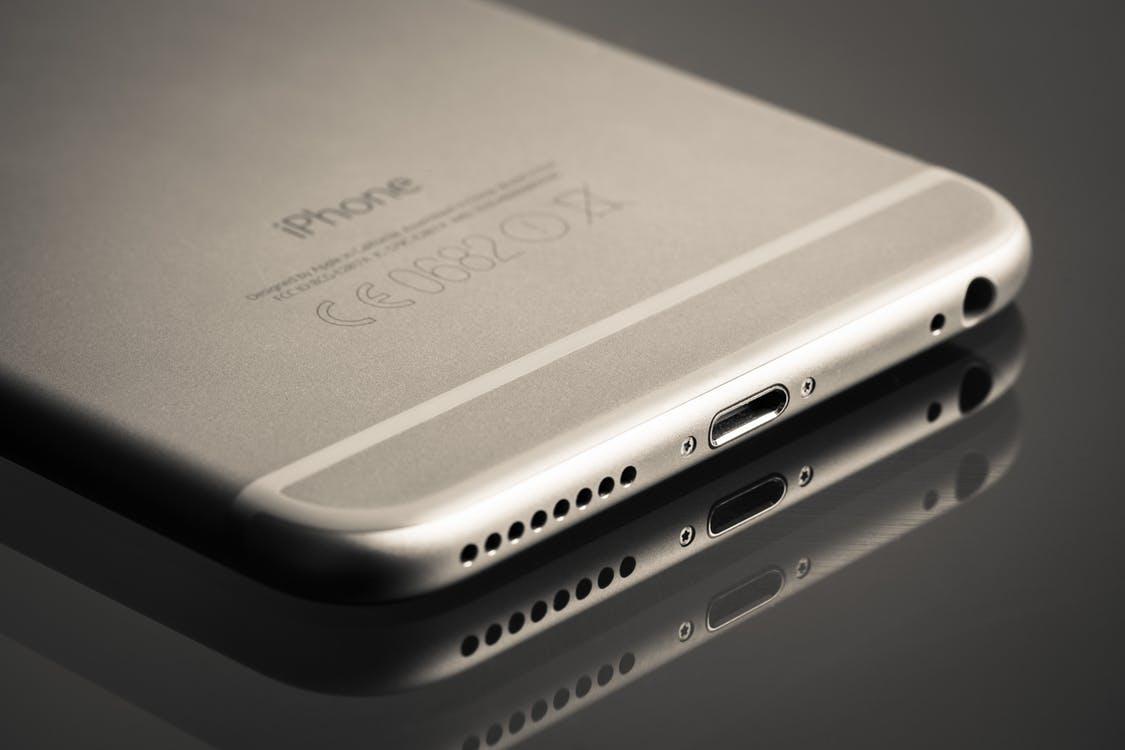 iPhone bezprzewodowe ładowanie