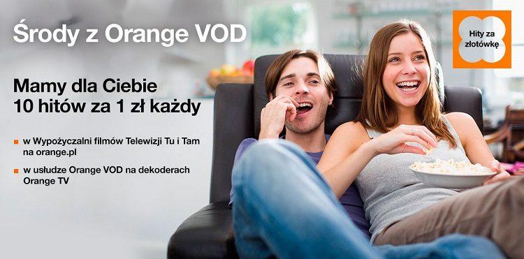 Środy z Orange VOD