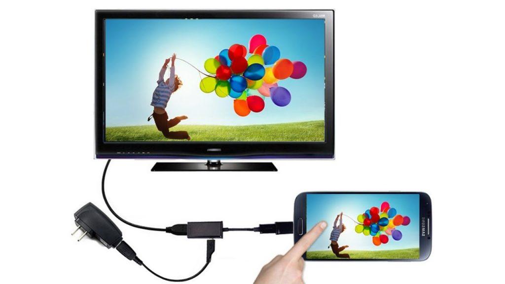 MHL - podłączamy telefon do telewizora