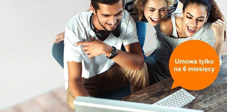 Oferty internetowe dla studentów