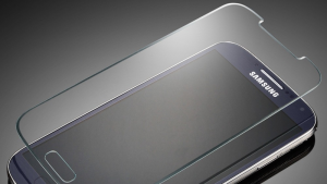 Ekran smartfona ze szkłem