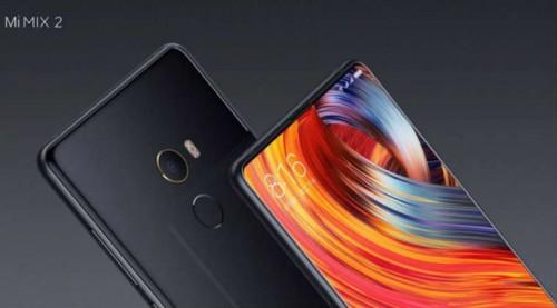 Xiaomi zaprezentowało Mi Mix 2