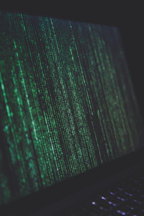 Bezpieczeństwo w sieci- matrix style