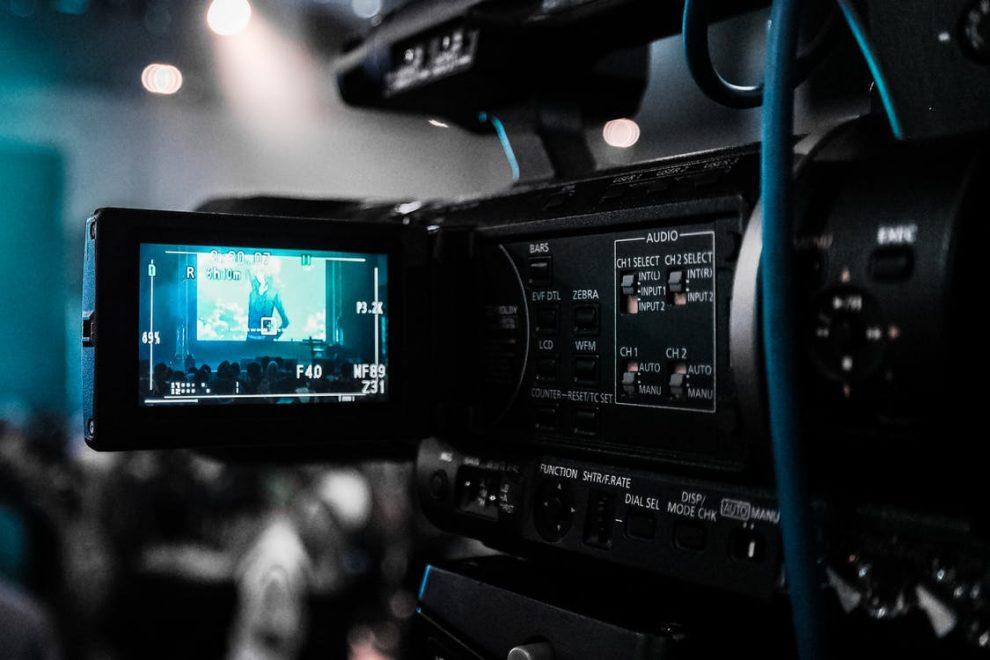 Kieszonkowe studio nagrań filmowych