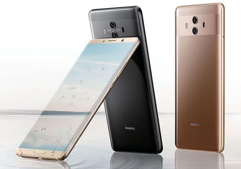 Huawei prezentuje: Mate 10 i Mate 10 Pro