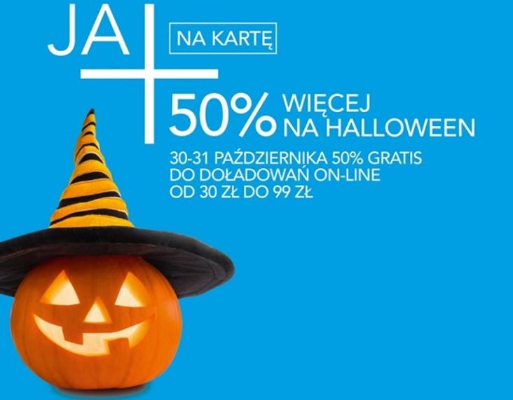 Halloween w plusie