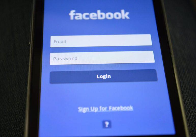 Odblokowanie Facebooka rozpoznawaniem twarzy?