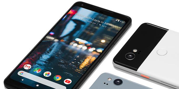 Atak Pixeli - premiera smartfonów Google Pixel