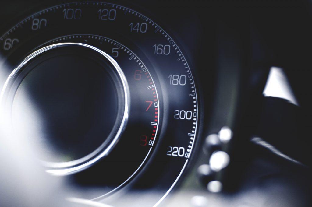 wyniki prędkości speedtest