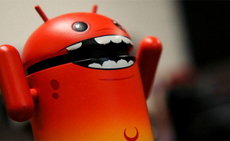 Latarka, która Cię okradnie - malware w aplikacjach