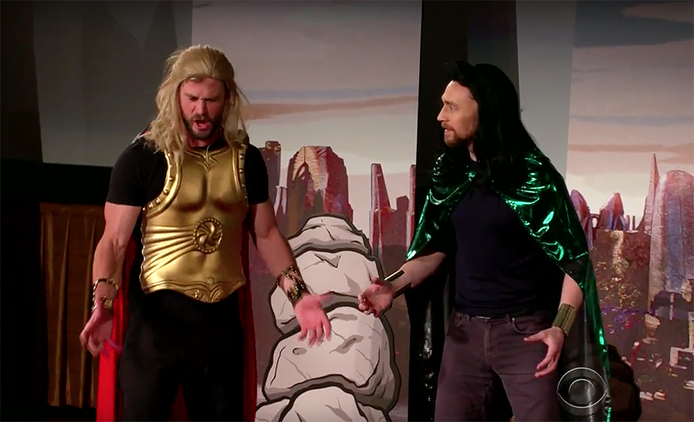 Thor Ragnarok w 4D