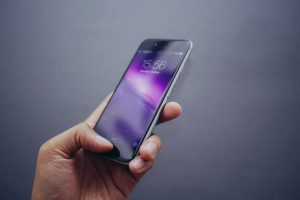 biometria w smartfonach