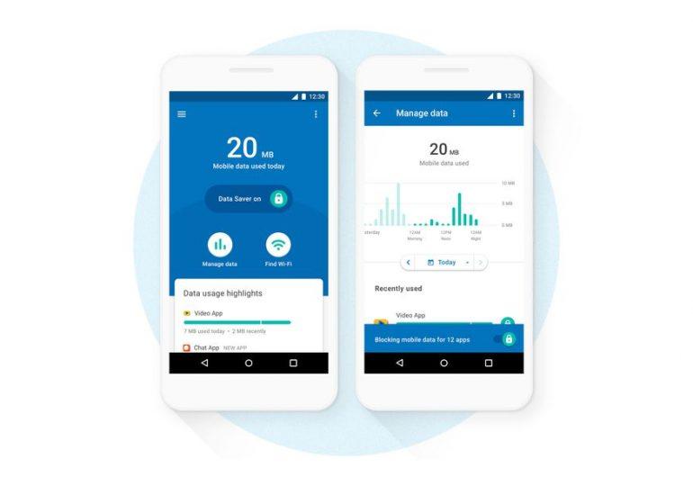 Datally - aplikacja od Google do oszczędzania danych