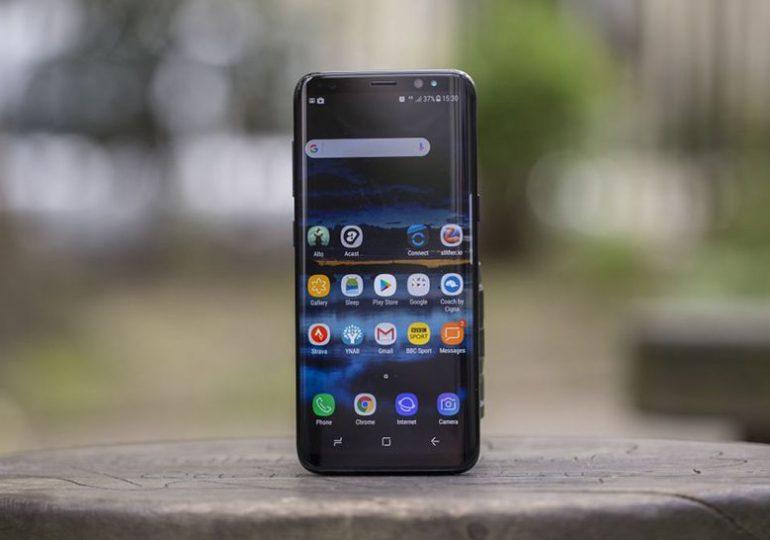 Samsung Galaxy S9 bez miejsca na kartę MicroSD?