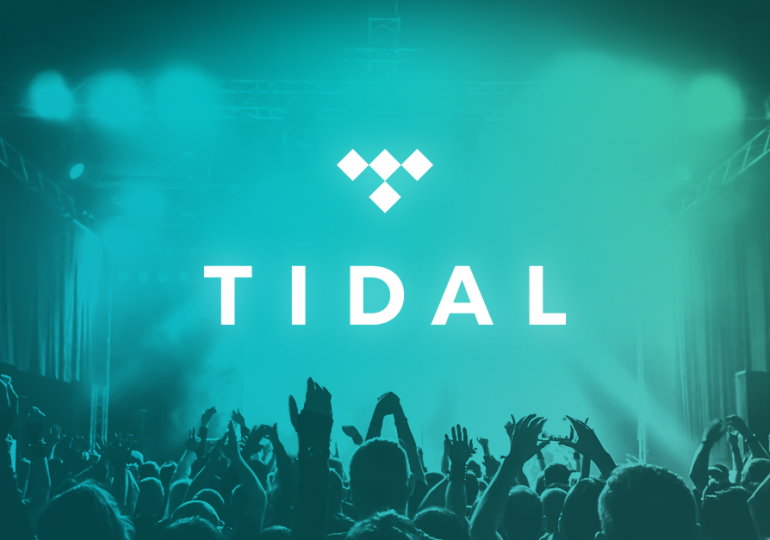 Serwis muzyczny Tidal z poważnymi problemami