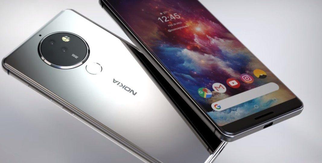 Nokia 8 Pro z pięcioma aparatami fotograficznymi?