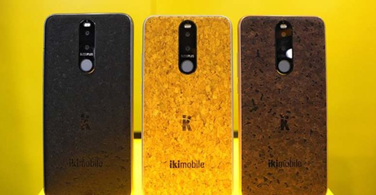Iki Mobile BLESSPLUS - telefon z... korka?