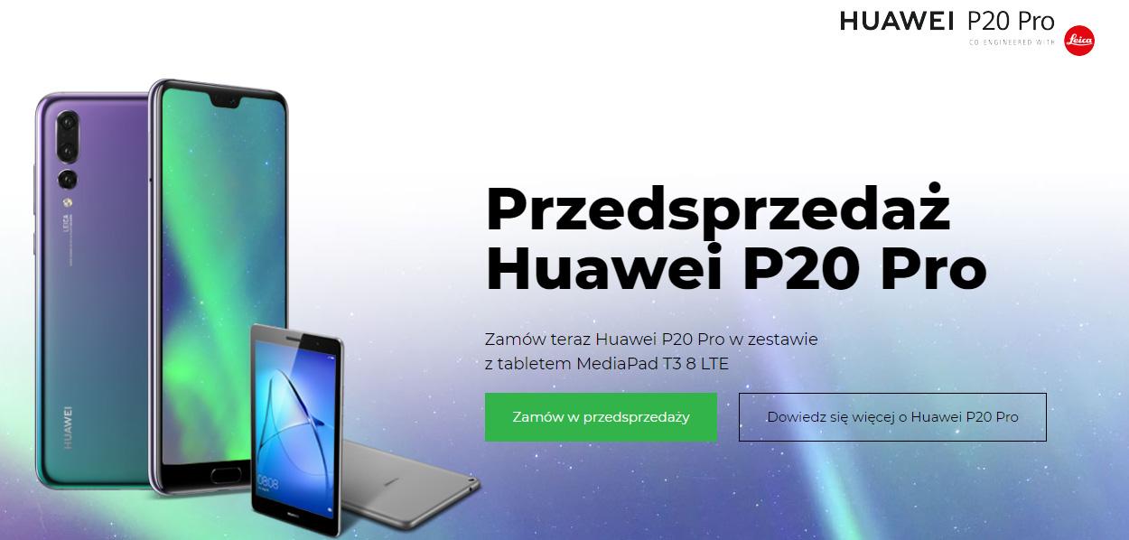 Plus Huawei P20 Pro
