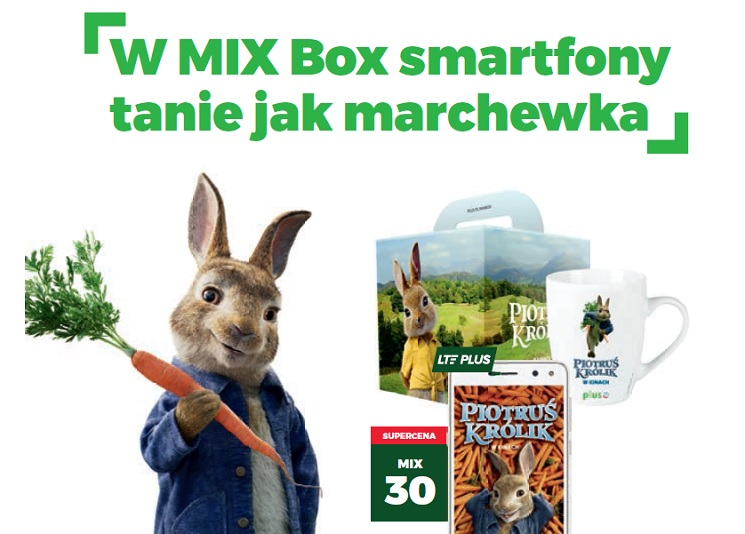 plus mix box