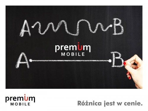 premium mobile roznica jest cenie