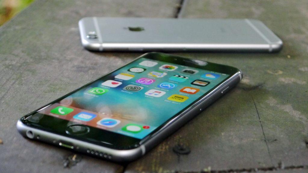 starsze flagowce iphone 6s