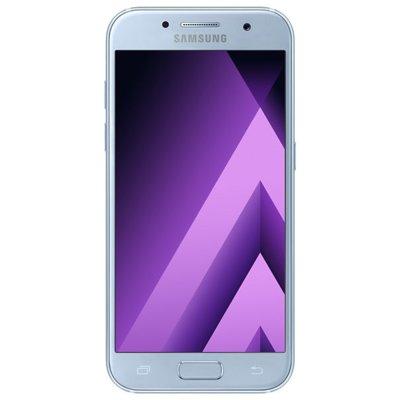 Smartfon SAMSUNG Galaxy A3 (2017) Blue Mist