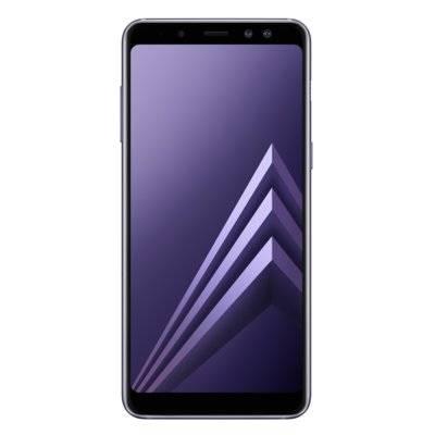 Smartfon SAMSUNG Galaxy A8 Fioletowy