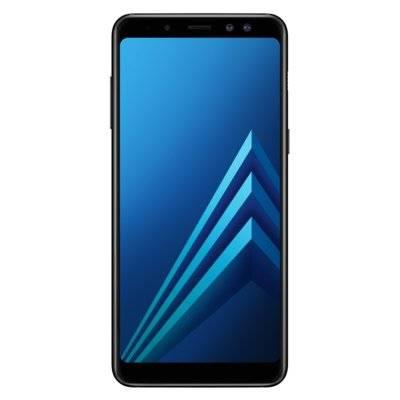 Smartfon SAMSUNG Galaxy A8 Czarny