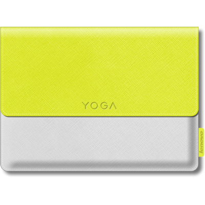 Etui LENOVO Sleeve and Film do Yoga Tab 3 10 Żółty ZG38C00558