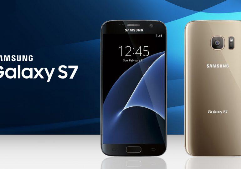 Wyprzedaż Samsunga Galaxy S7