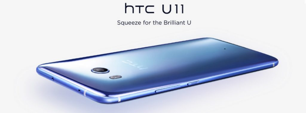Orange HTC U11