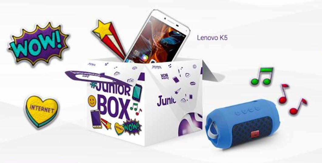 Junior Box w Play - zestaw dla najmłodszych