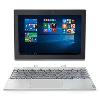 Laptop/Tablet 2w1 LENOVO Miix 320-10ICR 80XF00F0PB/JKPB x5-Z8350/2GB/SSD64GB/INT/Win10 Srebrny