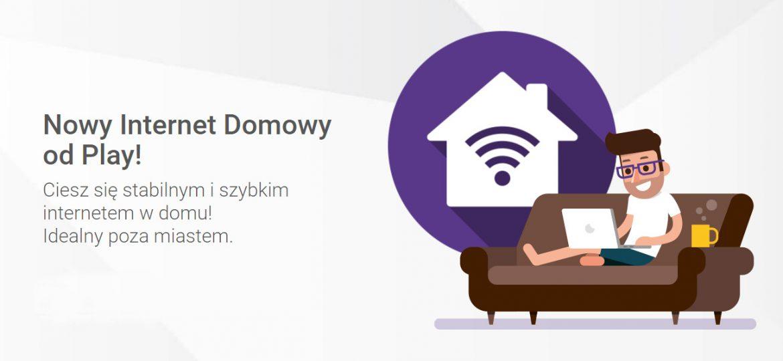 NET BOX w Play - czyli internet domowy po nowemu