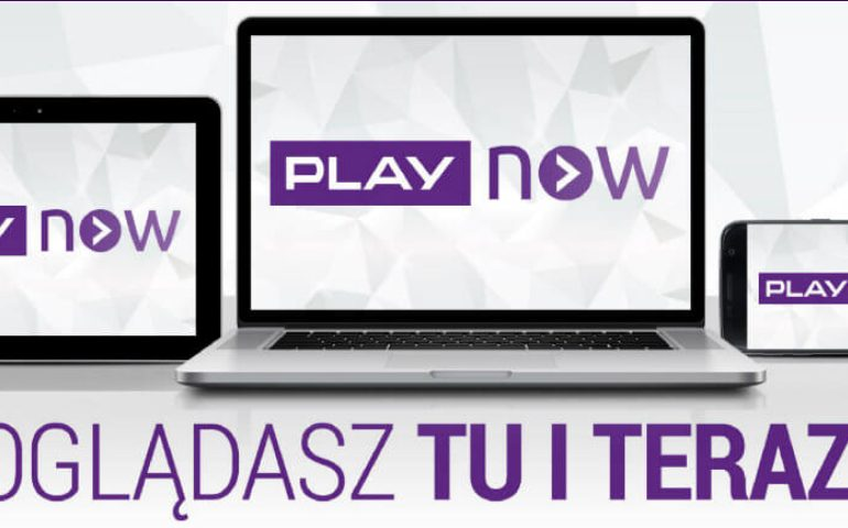 Nowe funkcje w Play Now!
