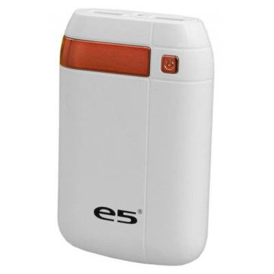 Powerbank E5 Duke 6000mAh Biały