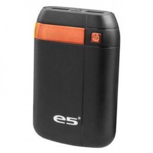 Powerbank E5 Duke 6000mAh Czarny