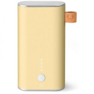 Powerbank FRESH N REBEL 6000mAh Buttercup
