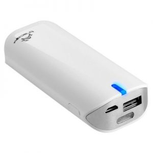 Powerbank TRACER Mobile battery 5200mAh Biały