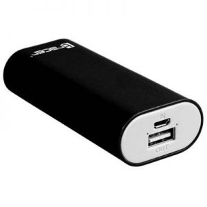 Powerbank TRACER Mobile battery 5200mAh V2 Czarny