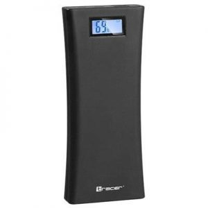 Powerbank TRACER Smooth Noir 15600mAh CLE-9305