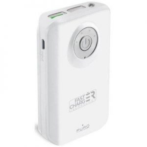 Powerbank z latarką PURO Fast Charger 7800 mAh