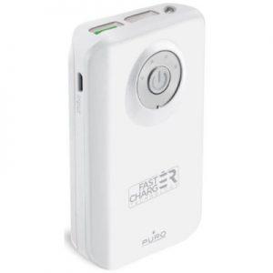Powerbank z latarką PURO Fast Charger 9000 mAh
