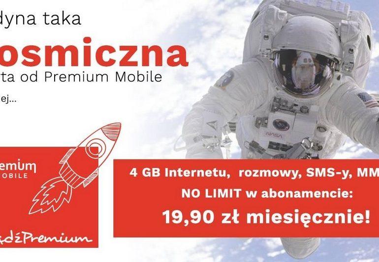 Nowe abonamentowe oferty w Premium Mobile!